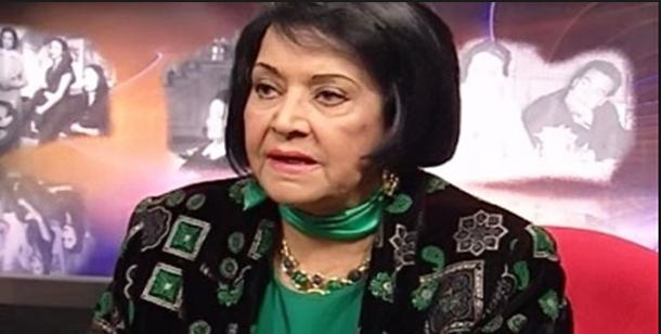 الفنانة مديحة يسري تطالب جمهورها بالدعاء لها
