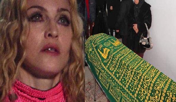 Madonna a rendu hommage à sa façon au grand couturier Azzeddine Alaïa