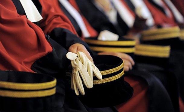 Les magistrats observeront une grève générale dans tous les tribunaux à partir du lundi 27 février