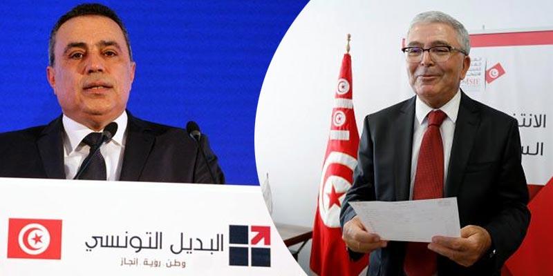 السباق الرئاسي: ما حقيقة انسحاب مهدي جمعة لصالح عبد الكريم الزبيدي؟