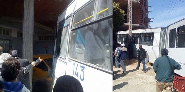 توفير موطن شغل قار لفائدة نجل ضحية حادث الحافلة بالمهدية