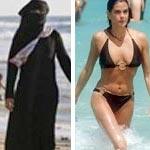 Sur les plages tunisiennes : Adieu les bikinis, bonjour le niqab…