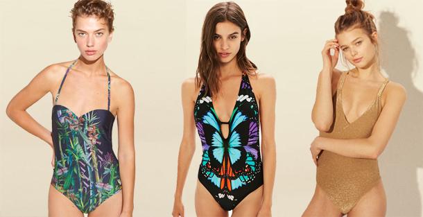 Eté 2017 : Ces 7 maillots de bain une pièce vous donneront envie d'aller à la plage…