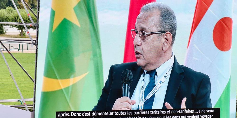 Majoul appelle à la création d'un cadre traitant l'économie entre les pays francophones