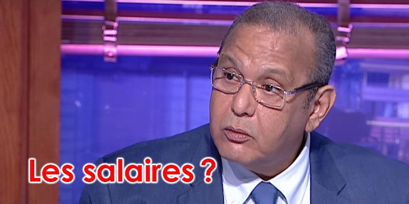 Samir Majoul : Les salaires du mois de mars seront versés, mais je ne suis pas sûr pour le mois d'avril
