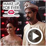 En vidéo : Inauguration de la boutique pro MAKE UP FOR EVER à Ennasr II