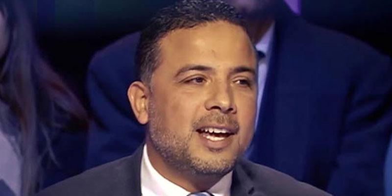 Seif Eddine Makhlouf condamné à 1 an et 8 mois