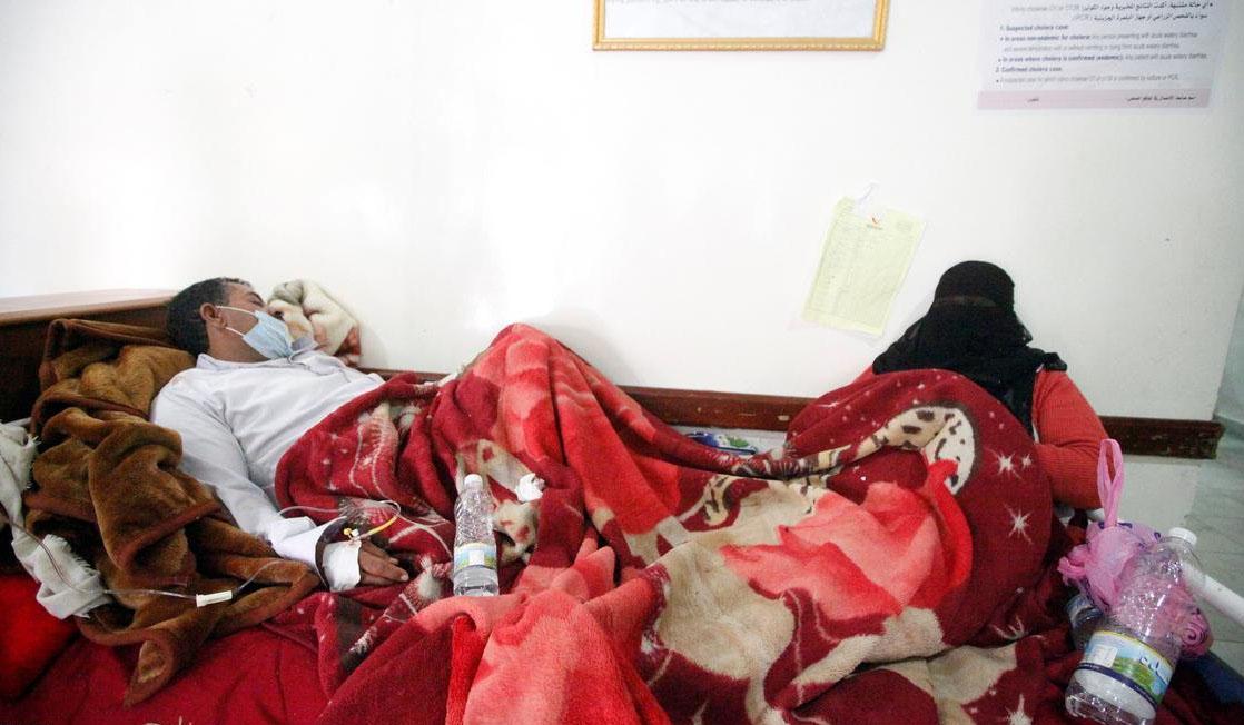 أرقام مخيفة لضحايا الكوليرا باليمن