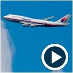 Vidéo : Un avion de la Malaysian Airlines s'écrase en Ukraine