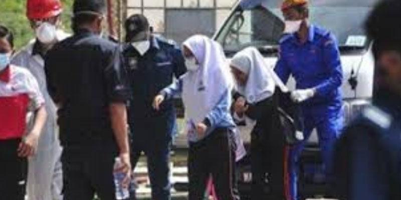 ماليزيا: إغلاق 100 مدرسة لرميها نفايات سامة في نهر