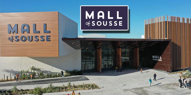 Vidéo : Découvrez Mall of Sousse, le plus grand centre commercial de Tunisie