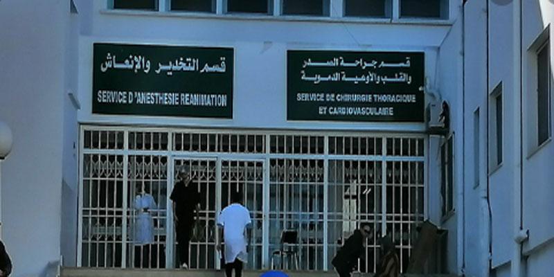 رئيس قسم استعجالي عبد الرحمان مامي: 20 سريرا للمصابين بفيروس كورونا