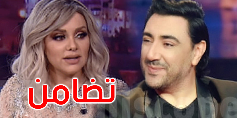 نقابة الفنانين التونسيين تتضامن مع منال عمارة وشمس الدين باشا