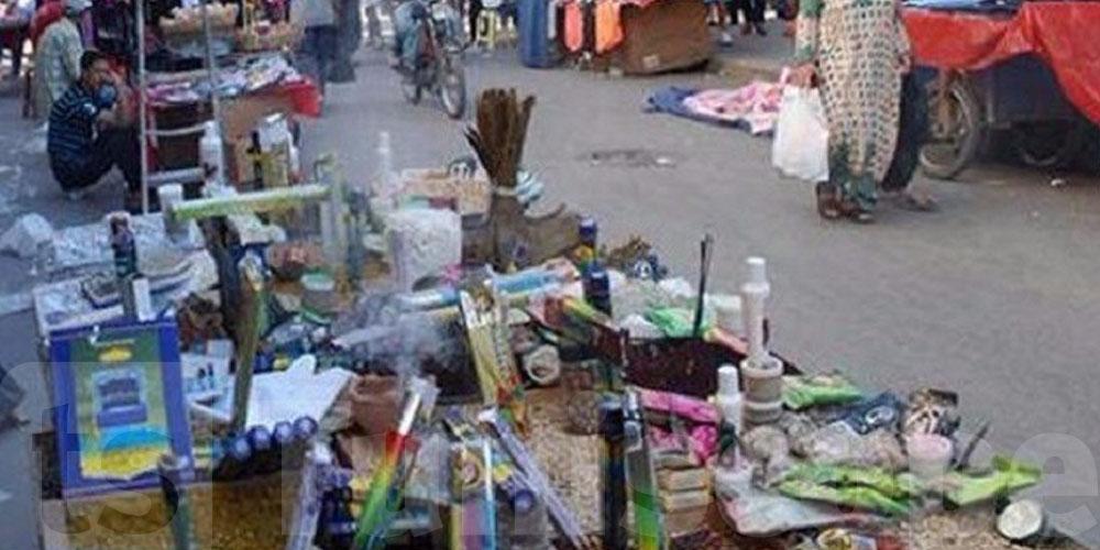 تونس : ''نصّابة'' شوارع العاصمة  وساحة برشلونة يحتجون
