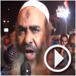 Vidéo : Les pro-Morsi menacent de venger la légitimité si les celle-ci n'est pas rétablie