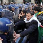 L'Algérie semble avoir du mal à lancer la révolution