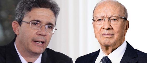 Adnen Manser : Béji Caïd Essebssi nuit à l'Etat
