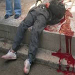 جريمة قتل بمطعم بمنزل تميم
