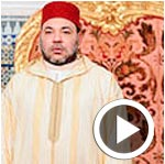 En vidéo : Le Roi du Maroc persuadé de la réussite du processus tunisien