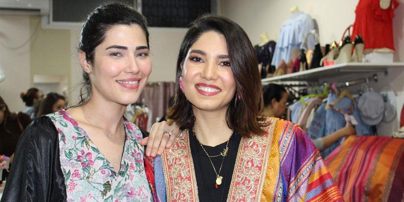 En photos : Un franc succès pour le vide-dressing organisé par Maram Ben Aziza au profit des enfants défavorisés