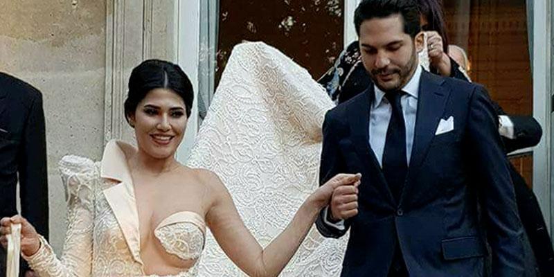 En photo : Maram Ben Aziza fête son premier anniversaire de mariage avec Nadim