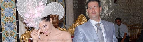 Photos du mariage de Maram Ben Aziza
