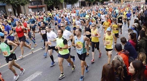 تحطيم الرقم القياسي العالمي للسيدات في سباق نصف ماراثون
