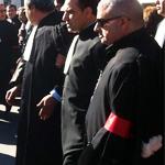 Marche des avocats à Sousse : 'Oui à une police républicaine, non à l'Etat policier'