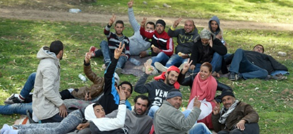 Le Marathon de l'emploi, 400 km à pieds de Gafsa jusqu'à Tunis