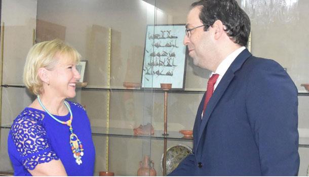 Forte présence suédoise à la Conférence Internationale sur l'Investissement, en novembre à Tunis