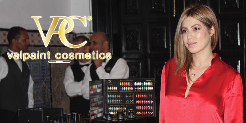 En vidéos : Soirée de lancement de la marque VPC Cosmetics en Tunisie
