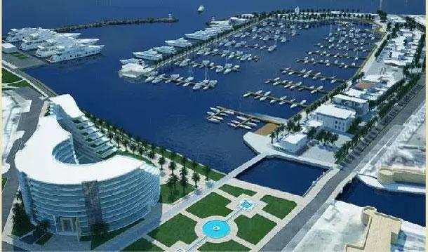 هذا موعد افتتاح ميناء مارينا بنزرت