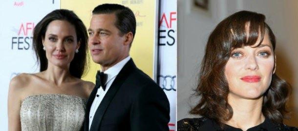 Accusée d'être à l'origine du divorce de Brad et Angelina , l'actrice Marion Cotillard réagit aux rumeurs...