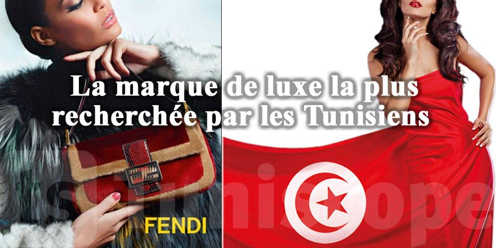 Fendi, la marque de luxe la plus recherchée par les Tunisiens