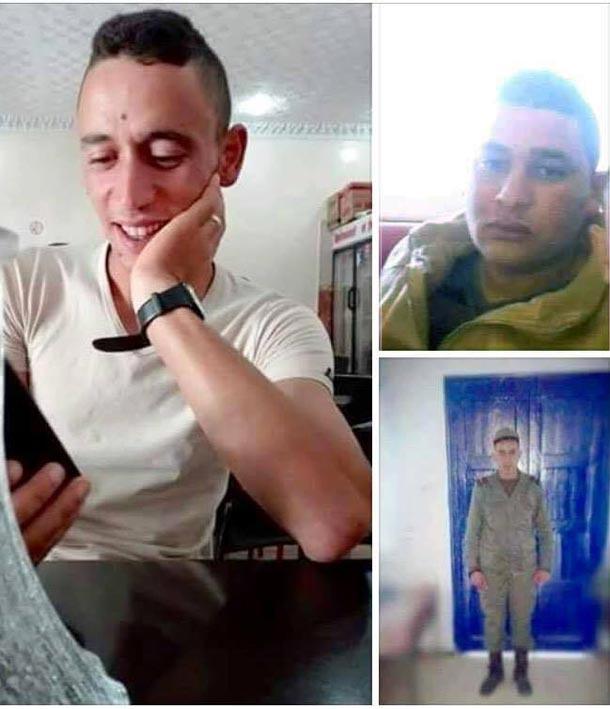 Photo du jour : Les 3 héros morts pour la Tunisie hier à Semama