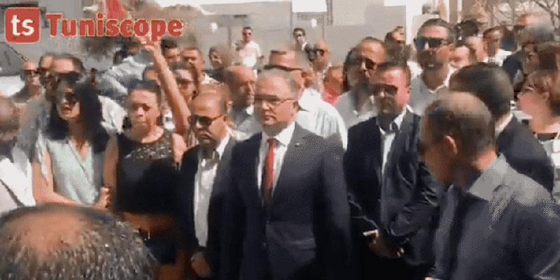 Mohsen Marzouk présente sa candidature