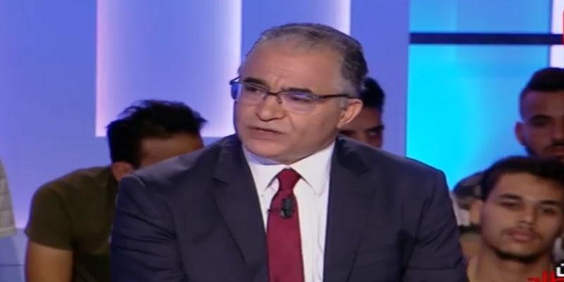 حركة مشروع تونس تنفي انسحاب محسن مرزوق من السباق الانتخابي