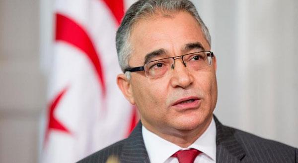 محسن مرزوق: منح الثقة للحكومة مشروط بالمرور مباشرة إلى تجسيم ''وثيقة قرطاج''
