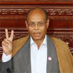 M.Marzouki explique sa chute dans les sondages : ''Ce sont des sondages téléguidés''
