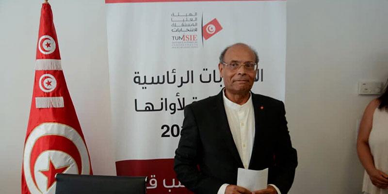 Démenti de Moncef Marzouki