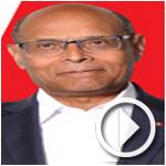 فيديو:منصف المرزوقي: أدعو التونسيين إلى التهدئة والحفاظ على الوحدة الوطنية ولن نتوجه إلى المحاكم