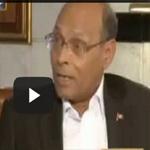 فيديو:المنصف المرزوقي: أنصح كل رئيس بأن يتعامل مع الصحفيين مثلما تعاملنا نحن معهم في تونس