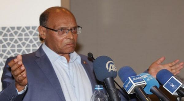 المرزوقي :انتخابات 2014 حرة لكنها غير نزيهة