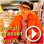 En vidéo : Matali Crasset parle de son travail de Designer en Tunisie et dans le monde