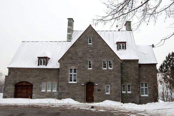 Canada :La maison de Sakher El Materi,  gendre de Ben Ali vendue aux enchères