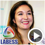 En vidéo : Mme Mathilde Gestin présente l'association LAB'ESS au salon Start up Expo