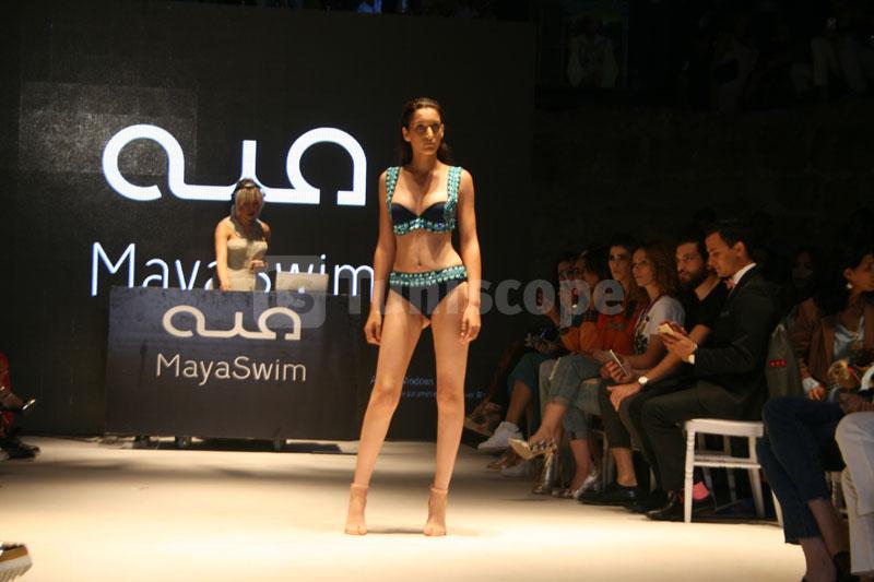 Tunis Fashion Week : Défilé de MayaSwim