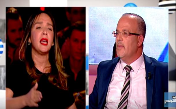 بالفيديو: نقاش حاد وتلاسن بين سمير ديلو ومايا القصوري