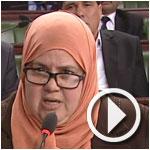 Mbarka Brahmi : Nous nous opposerons au gouvernement d'Essid à l'intérieur et à l'extérieur de l'ARP