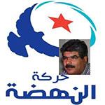 Ennahdha nie sa relation avec Abdelkrim Laabidi impliqué dans l'assassinat de Brahmi